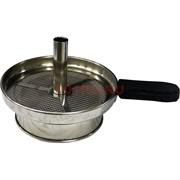 Насадка для керамической чашки для курения кальянных камней (замена фольги)