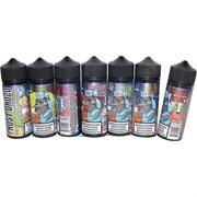 Жидкость FD 120 мл 3 мг крепость вкусы в ассортименте