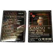 Карты покерные 55 шт Casino Poker (Weco) Германия