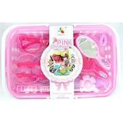Игрушка набор для девочек Pink Childhood 112 шт/кор