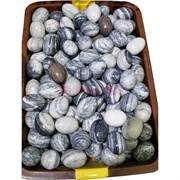 Яйцо из натурального камня 5 см в ассортимнте