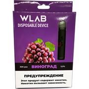 WLAB 300 затяжек Виноград одноразовый испаритель