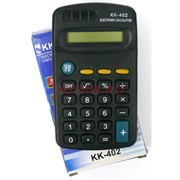 Калькулятор (KK-402) электронный 400 шт/кор