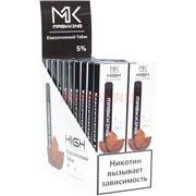 Maskking High 500 затяжек «Классический табак» одноразовый электронный испаритель