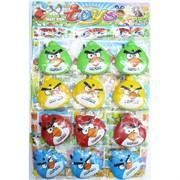 Игрушка детская Angry Birds 12 шт/уп