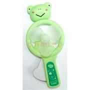 Вентилятор детский Лягушка 12 шт/уп
