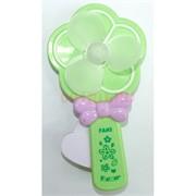 Вентилятор детский Цветок 12 шт/уп