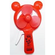 Вентилятор детский Микки Маус 12 шт/уп