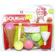 Игра (215) Kitchen Toy набор мороженого