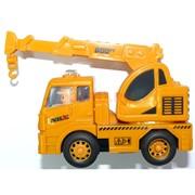 Игрушка строительная машина 10 шт/уп инерционная