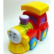 Игрушка паровоз детский 8 шт/уп