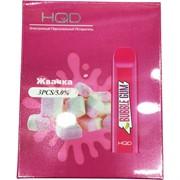 HQD Жвачка Bubble Gum 300 затяжек электронный персональный испаритель