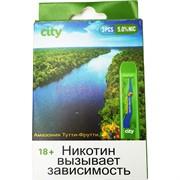 City 300 затяжек «Амазония Тутти Фрутти» электронный испаритель