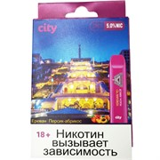 City 300 затяжек «Ереван Персик Абрикос» электронный испаритель