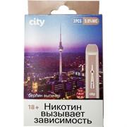 City 300 затяжек «Берлин выпечка» электронный испаритель