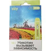City 300 затяжек «Амстердам вишня-банан» электронный испаритель