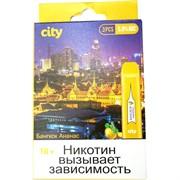 City 300 затяжек «Бангкок Ананас» электронный испаритель
