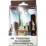 City 300 затяжек «Нью-Йорк Кола» электронный испаритель