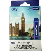 City 300 затяжек «Лондон Дикие ягоды» электронный испаритель