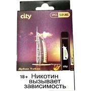 City 300 затяжек «Дубаи Тобак» электронный испаритель