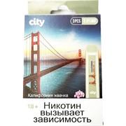 City 300 затяжек «Калифорния Жвачка» электронный испаритель