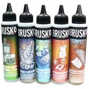 Жидкость для испарителей Brusko 60 мл 0 мг без никотина