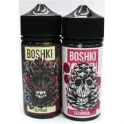 Жидкость для испарителей 3 мг Boshki 100 мл