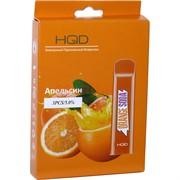 HQD 300 затяжек Апельсин электронный персональный испаритель