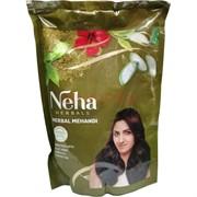 Хна Neha Herbals Mehandi 1000 гр для волос и тела