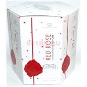 Масляные духи Al-Rehab «Red Rose» 6 мл женские 6 шт/уп
