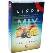 Табак для кальяна Lirra 50 гр «Crazy Shot»