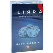 Табак для кальяна Lirra 50 гр «Blue Cookie»