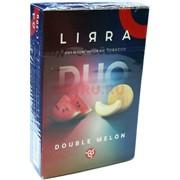 Табак для кальяна Lirra 50 гр «Double Melon»