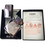 Зажигалка бензиновая Zippo чистая под гравировку