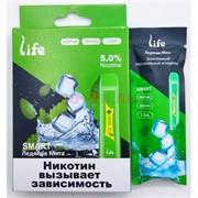 Life Smart Мята 300 затяжек электронный испаритель