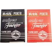 Карты Fournier Naipes 818 Poker 54 шт