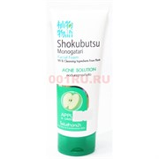 Пенка для умывания Lion Shokubutsu Monogatari Acne Solution 100 г