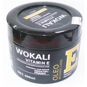 Маска для волос восстанавливающая Wokali Vitamin E & Keratin Repairing Hair Mask 500 мл