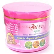 Маска для тонких волос с кератином Jinda Hearbal Treatment 400 мл