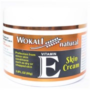 Крем Wokali natural с витамином E