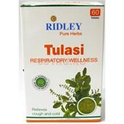 Tulasi Ridley 60 таблеток для лечения простуды и гриппа