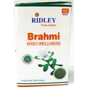 Brahmi Ridley 60 таблеток для улучшения интеллекта
