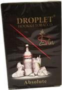 Табак для кальяна DROPLET Virginia Tobacco 50 гр «Absolute»