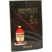 Табак для кальяна DROPLET Virginia Tobacco 50 гр «Rhum»