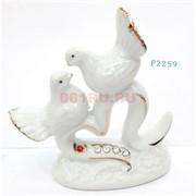 Статуэтка голуби (F2259) фарфоровые