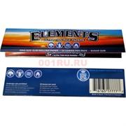 Бумага для самокруток Elements 33 шт King Size Slim