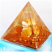 Карандашница пирамида Бык (Корова) символ 2021 года 72 шт/кор