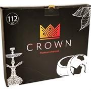 Уголь для калауда Crown 112 кубиков «Kaloud Ediotion» кокосовый