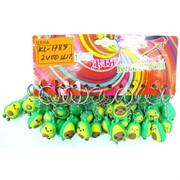 Резиновые брелки (KL-1789) Авокадо 120 шт/уп