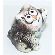 Котенок Саймон мини (08) из шамота